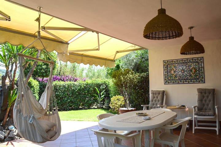Villasimius, Villa Vinghi - sea, nature, relax