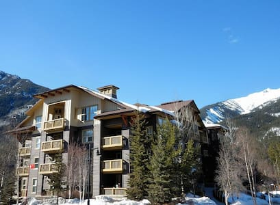 Slopeside Condo For 4 People At 1000 Peaks Summit - Panorama