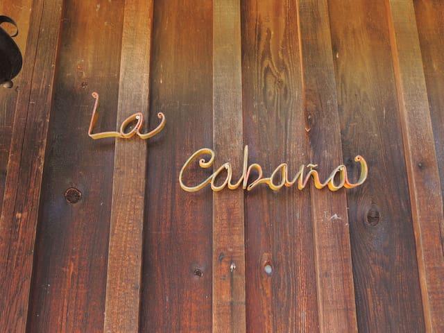 La Cabaña - Your cabin in the woods - Salt Spring Island - Blockhütte