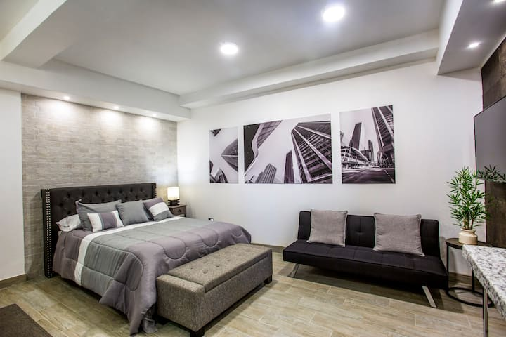 Brand new studio loft well located, Hipódromo area