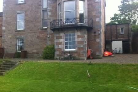 Garden flat, York Road - Apartamento