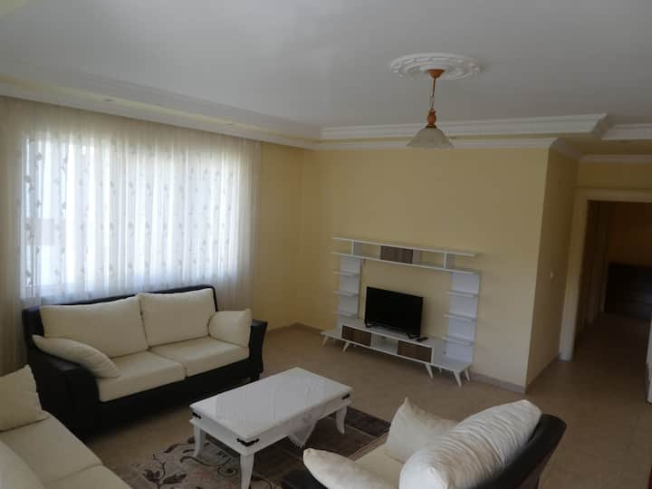 2+1 ALANYA APARTMENT WITH POOL AND NICE LOCATION