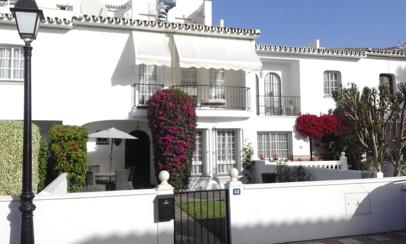 Beach Townhouse in La Cala de Mijas