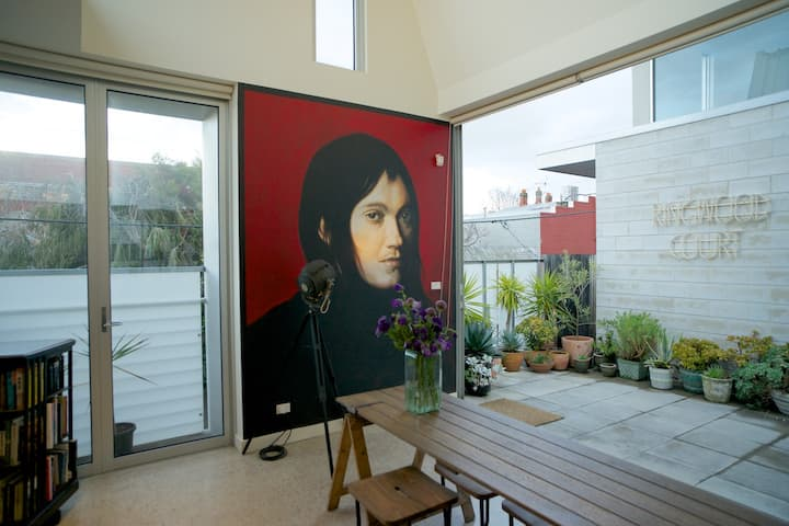 Fabulous Fitzroy, gorgeous Gertrude St.   No Ikea!