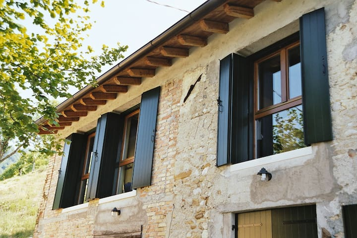 County Estate / separate Guesthouse - Vittorio Veneto  - Hus