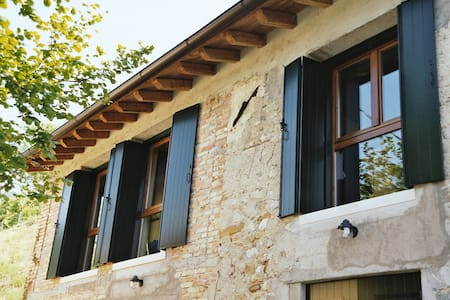 County Estate / separate Guesthouse - Vittorio Veneto  - Haus