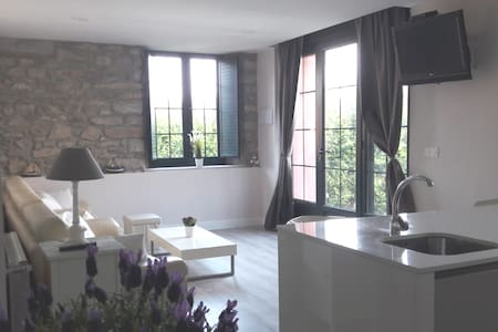 Fabulosa casa  asturiana independiente con jardín