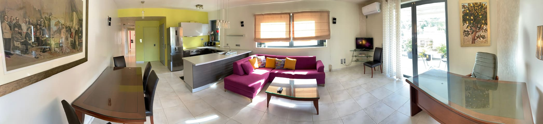 Suite Bedroom Luxury Apartment