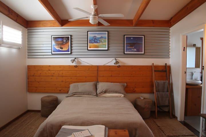 The Outside Room - Cygnet River - Bed & Breakfast
