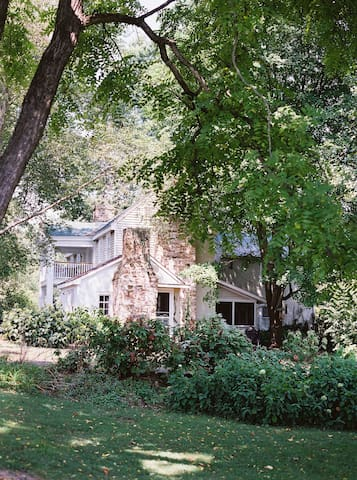 Wollam Gardens: Peony Room - Jeffersonton - Huis