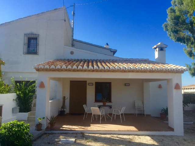 Charming and lovely country house. Villa acogedora - Benissa - Dom