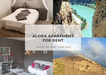 apartment for long stay Caminito del Rey