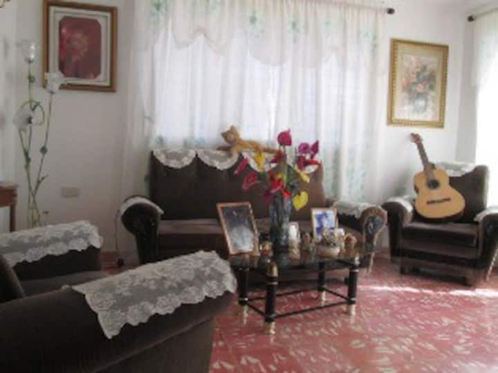 Hostal Bayamo-Room3