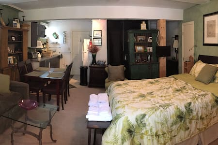 Provincetown Garden level studio - Provincetown - Casa