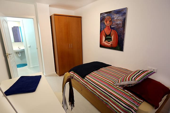 Near the old town & Private Balcony - Palma di Maiorca - Appartamento