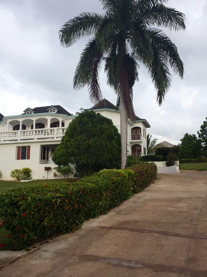 Montego Bay Villa Room