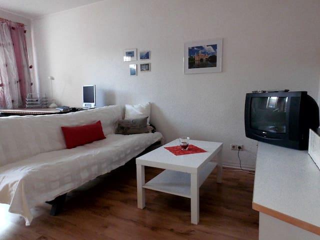 Zimmer mit sep. Bad und Balkon - Hannover - Appartamento