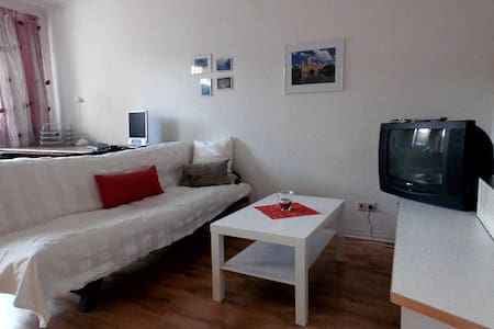 Zimmer mit sep. Bad und Balkon - Hannover