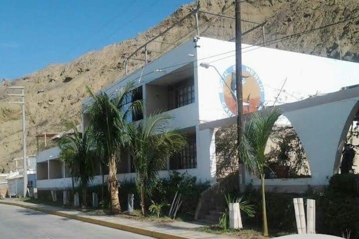HOTEL EL MERLIN CABO BLANCO, El ALTO, PIURA, PERU