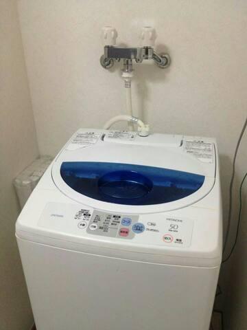 ・リフォーム済み、心地良い3室・地下駐車場空き有り・電化製品完備 - Kunitachi-shi - Apartamento