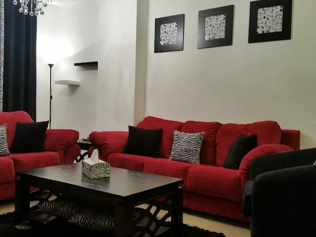 Cozy fully furnished apartment - Amman - Byt