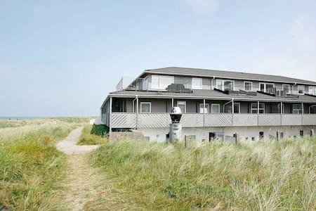 Modern Apartment in Lokken Jutland with Sea View