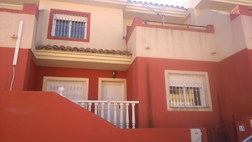 Cheap room in a wonderful house - Alumbres