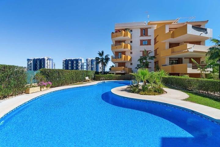 Apartamento en Punta Prima Parque Recoleta