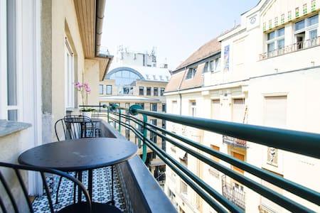 Váci Residence Private Room Terrace by BUDAPESTING - Budapest