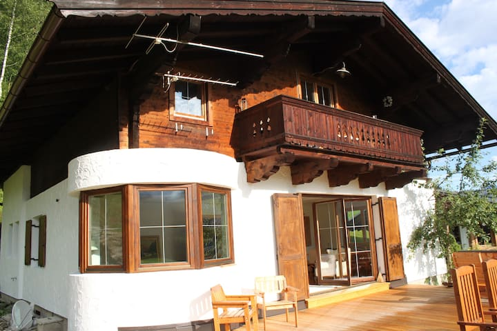 Rooftop in Alpine Chalet ´Starhill´