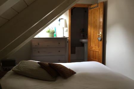 Ático dúplex 3 dormitorios 2 baños - Sallent de Gallego - Lakás