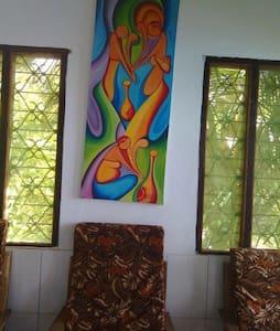 Warm flat in Kendwa. - Kendwa