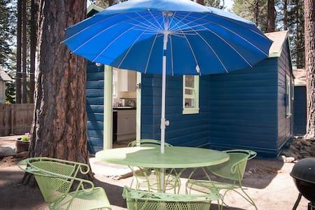 Sunny Lakeside 1 bedroom bungalow C - Kings Beach - Cabaña