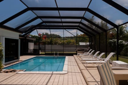 Lovely 4 Bedroom with Heated Pool - Cutler Bay, Miami - Haus
