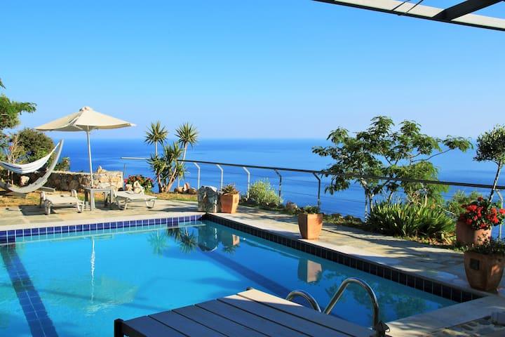 Anemos 4 seasons  luxury villas (villa Spyros) -  Rodakino  - 別荘