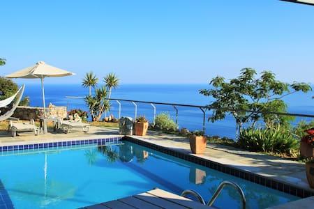 Anemos 4 seasons  luxury villas (villa Spyros) -  Rodakino  - Villa