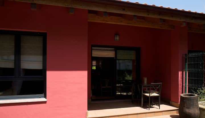 Townhouse Luxury F in Posada Llanes WIFI&Barbecue