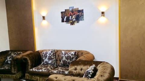 Apartamento amueblado con ubicación única mansoura