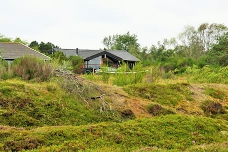 Vacation house - seaview - Sjællands Odde - 小木屋