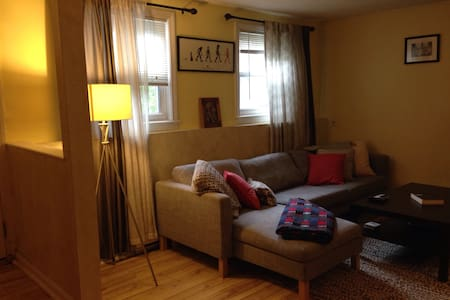 Cozy 1 bed in Fort Hill!