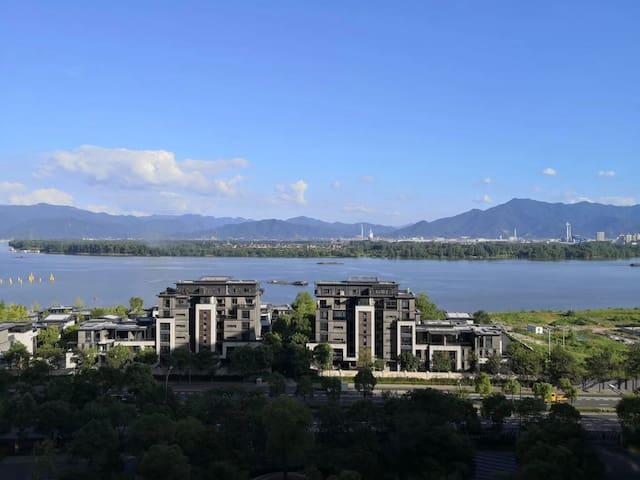 杭州富阳.黄公望隐居地氧气公寓