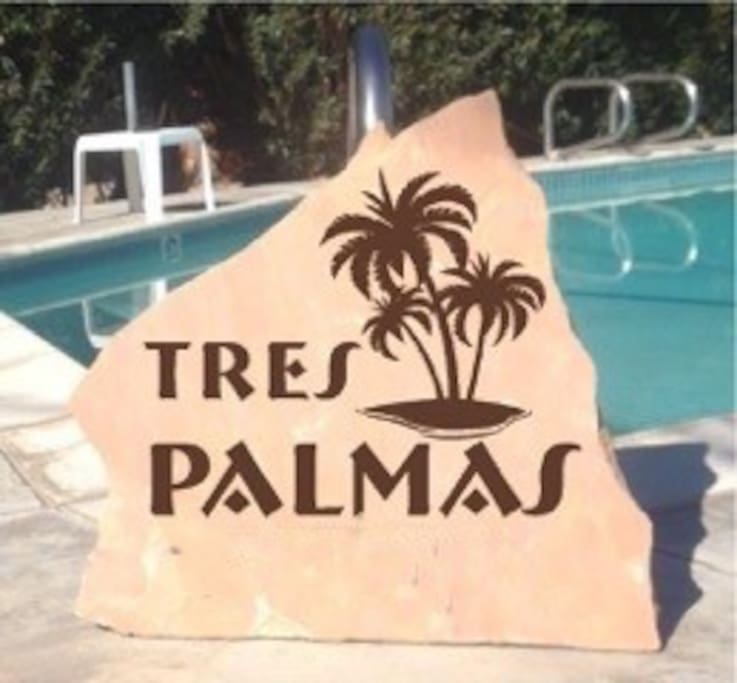 Welcome to Tres Palmas