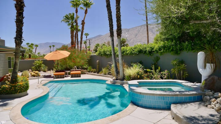Casa Angela, a private oasis with an Italian twist