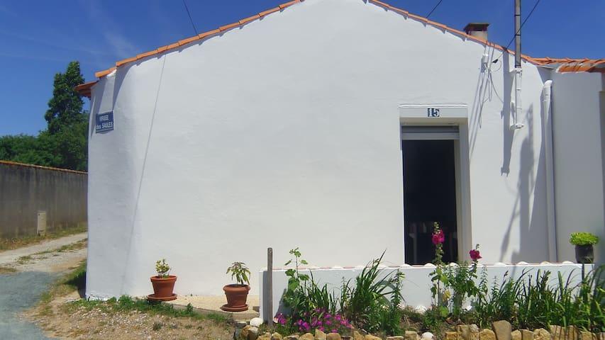 Maison de Village - L'Île-d'Olonne - Haus