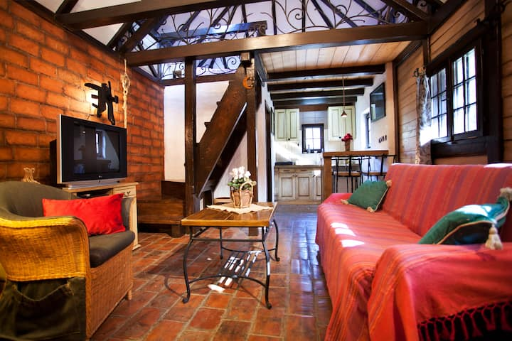 Lovely Apartment on historical ground Trsic