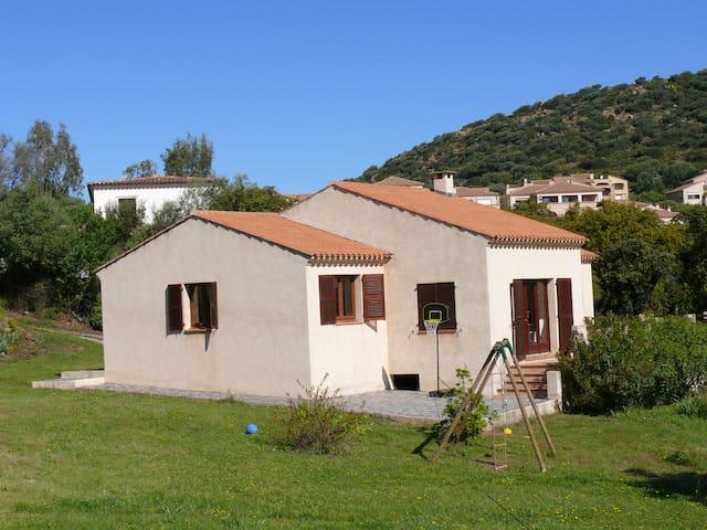 villa e petrelle - L'Île-Rousse - House