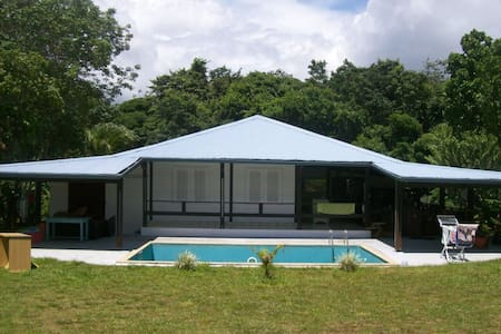Chambre climatisée, piscine, calme! - Macouria - Casa