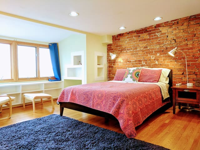 Private room walkable to UPenn, Drexel, USciences