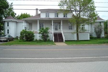 Le loft du manoir - L'Islet - Apartamento