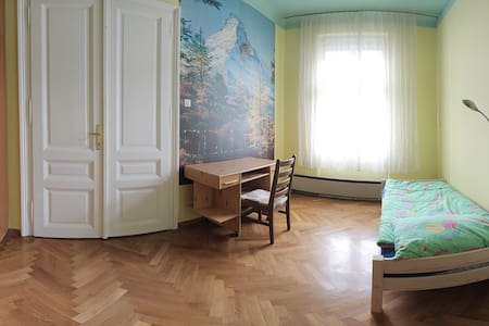 Spacious rooms in the best location - Ljubljana - Wohnung